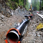 Penstock Construction