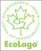 This image represents the fact that Canoe Creek achieved certification under the EcoiLogo program.